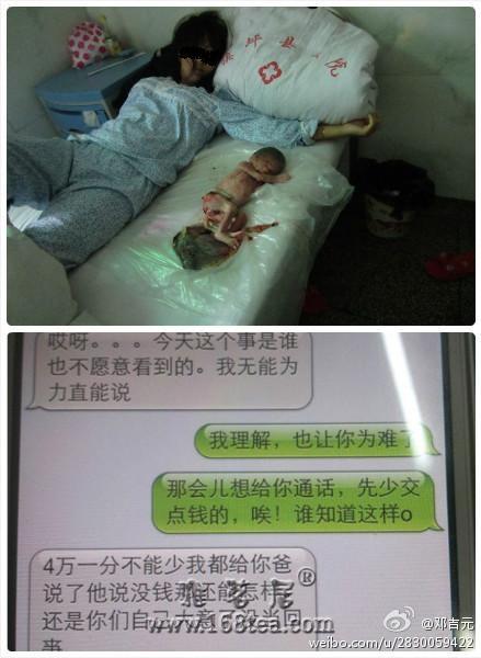 赵楚独家评论    镇坪事件就是残杀人命