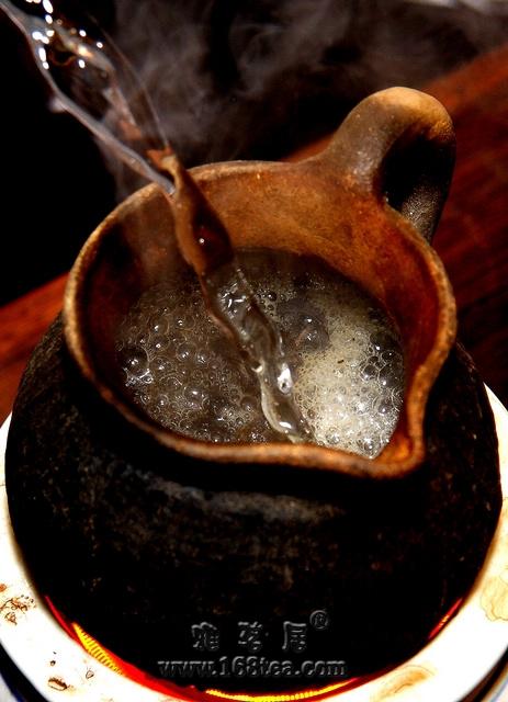 雅茗居2012年小暑煎茶