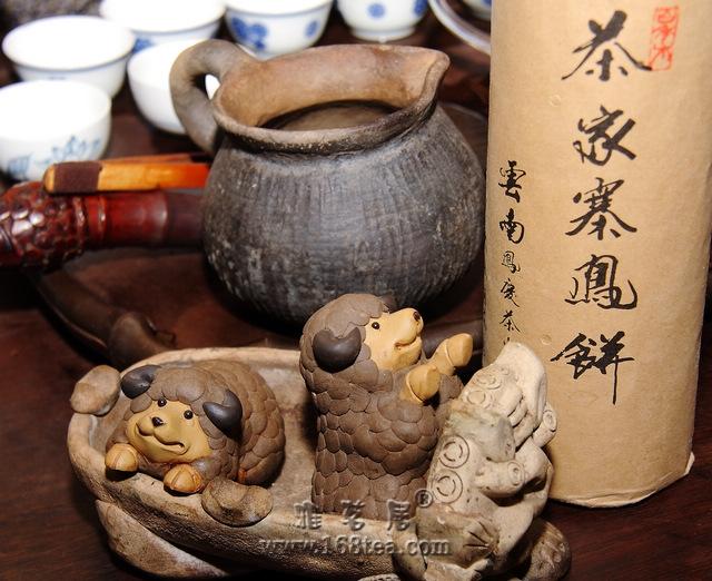 2012年雅茗居大暑煎茶