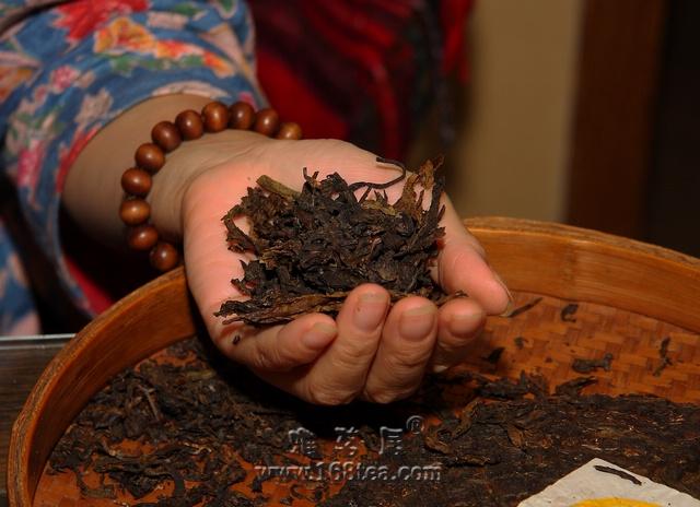 2012雅茗居立冬煎茶