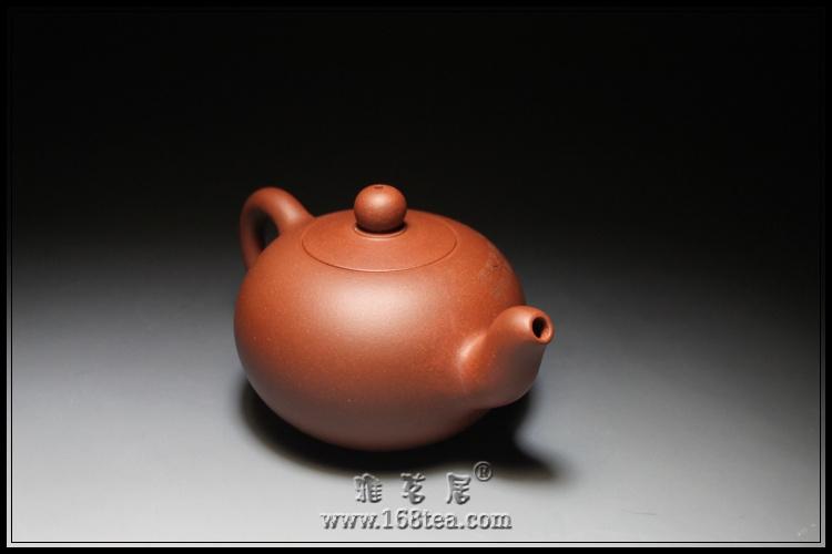 浮雕刻牡丹- 一粒珠壶