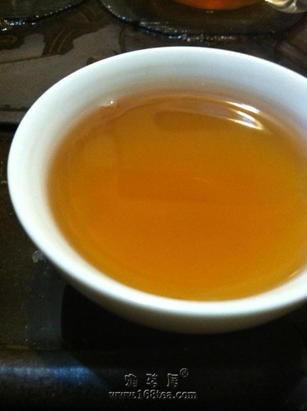 煎茶日志之5381凤饼