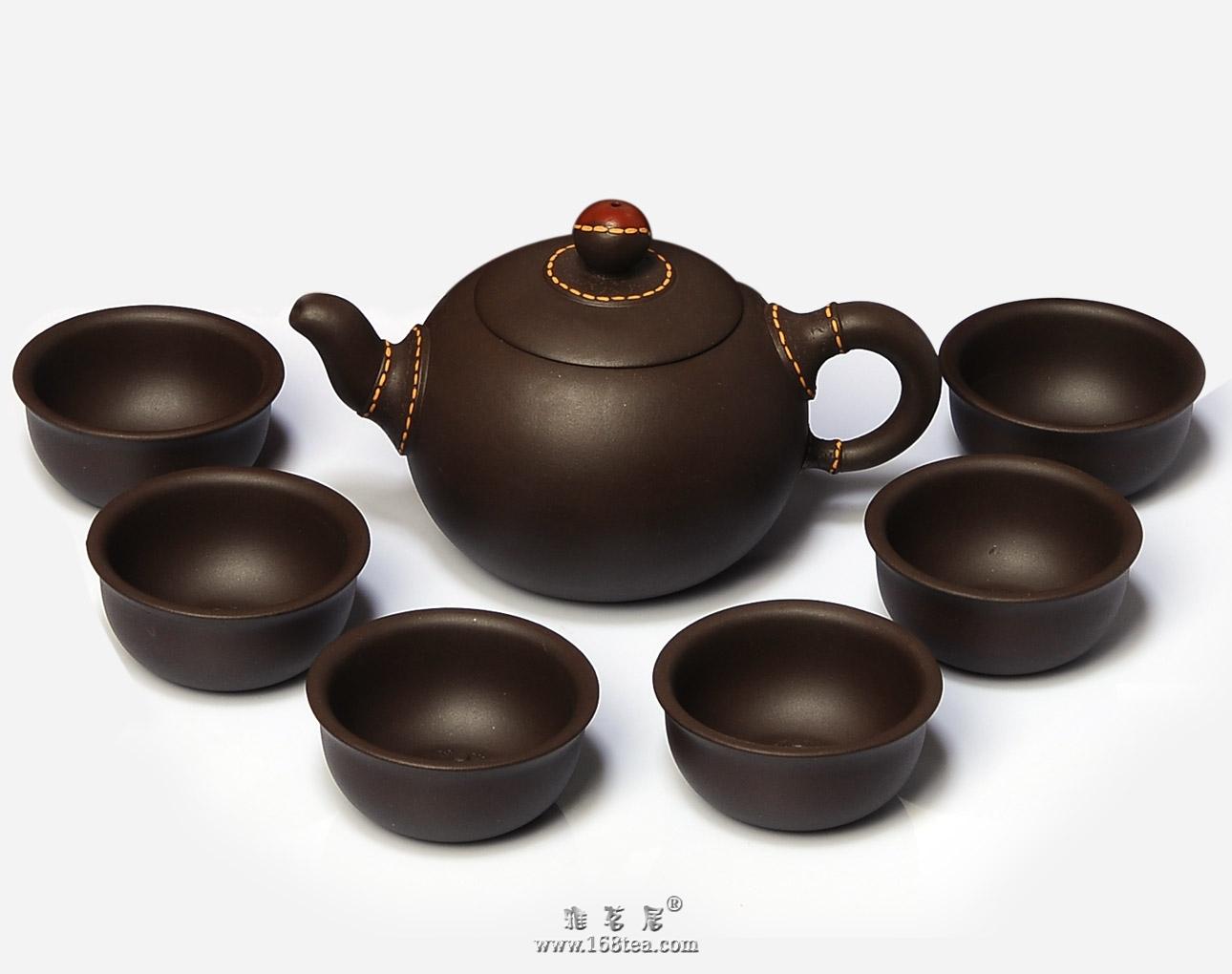 外国人的茶具