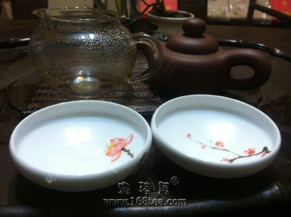 1581古树红茶饼