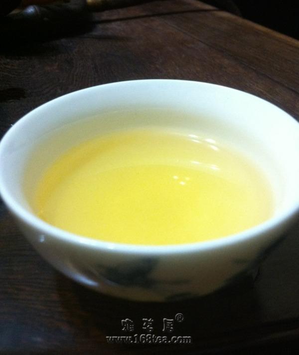 2013年茶家寨春分茶