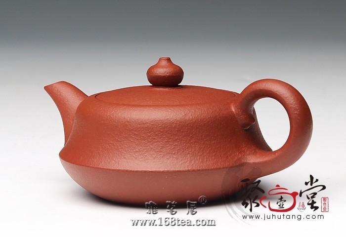 紫砂壶选壶的要领: