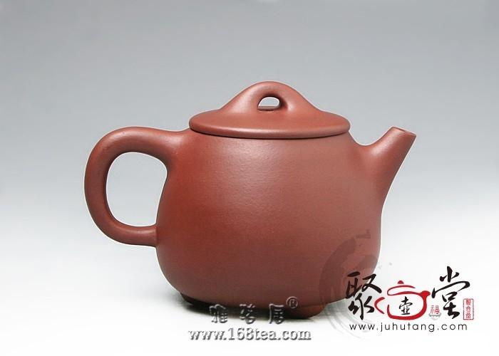 黄龙山原矿紫砂特色: