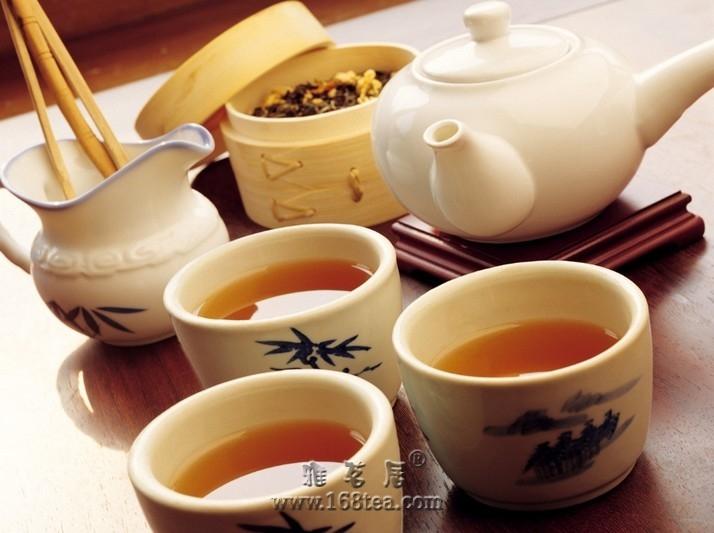 中国茶文化悠久历史的由来