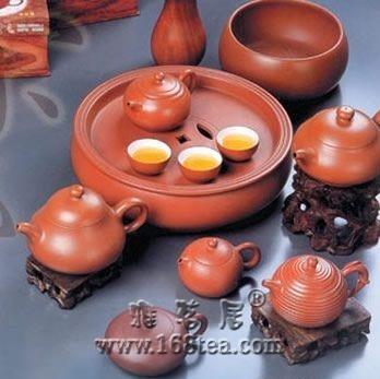 清末时期的饮茶习俗