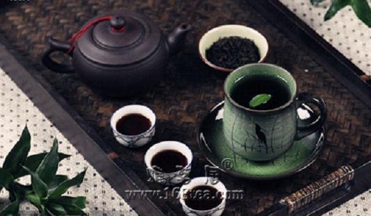 从绿茶到青茶,细说六大茶种类?(下)