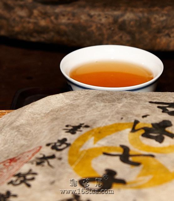 2013年雅茗居立冬煎茶