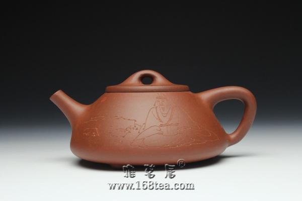 茶亦醉人-石瓢壶