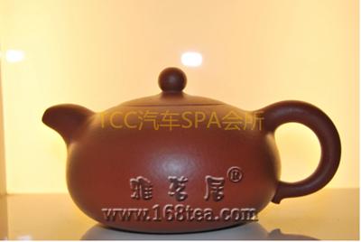 为什么爱用紫砂壶泡茶
