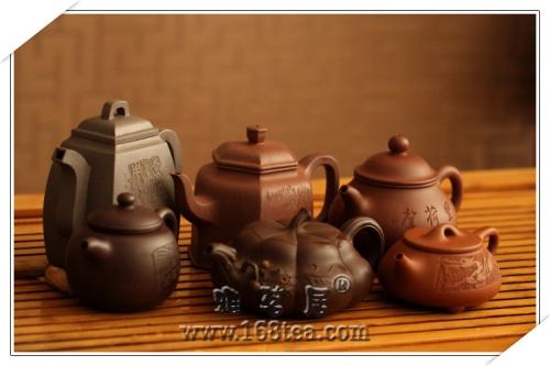 茶海全家福