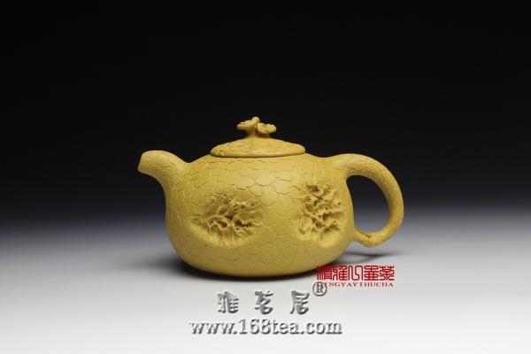 黄金段供春壶