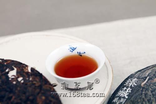 08年熟茶推荐:道氏时光若水