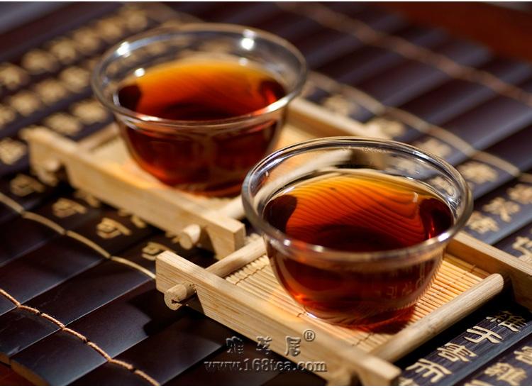 普洱茶的苦味与制茶方法(转)