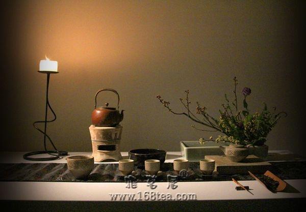 茶席设计主题及布置