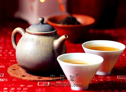 中庸和谐的中国茶道