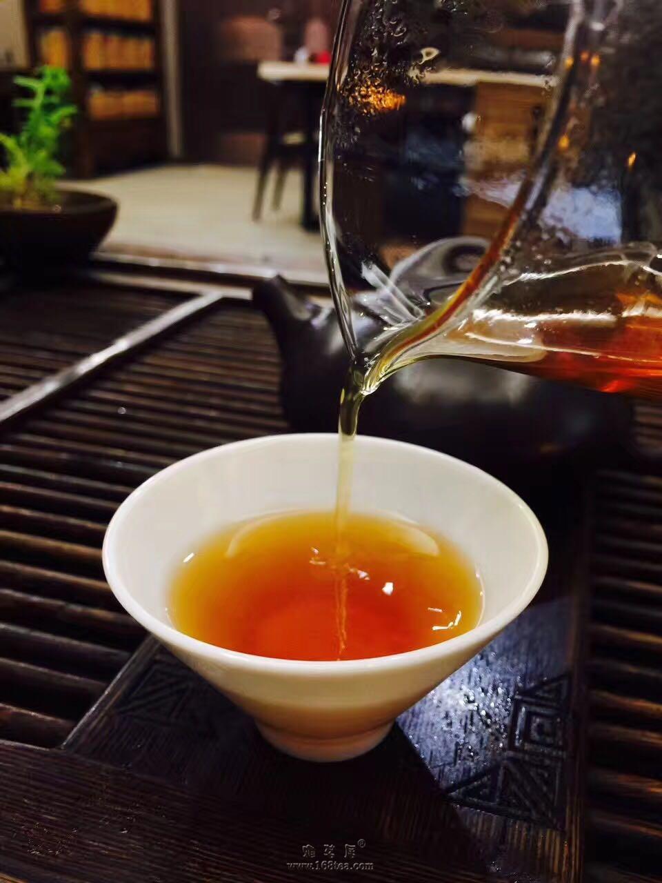 开个懒人专题:说一说你今天喝茶的体验。