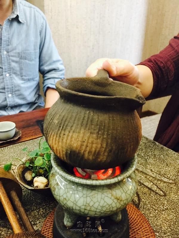 关于茶气的理解和体验