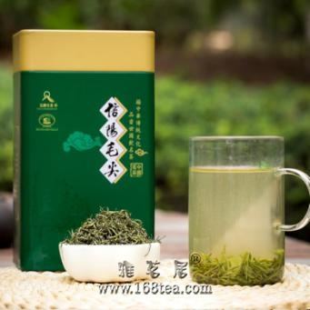 有机绿茶价格