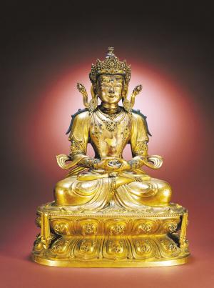 佛像高端收藏热浪不退 浅解佛教艺术品4谜团(图)