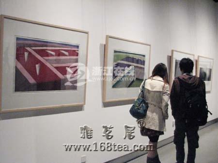 日本当代版画展:从20世纪到21世纪
