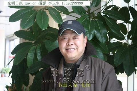 毛伟将在郑州(故乡情)、开封(母校情)举办画展