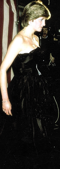 戴安娜首件正式礼服6月拍 喊价高达5万英镑(图)