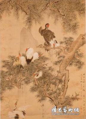著名收藏家尤伦斯藏书画专场将再现保利拍卖(图)