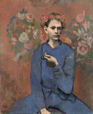 世界上最贵的画:《拿烟斗的男孩》1.0416亿美元