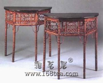 古典竹器家具