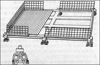 最早的实物床(图)