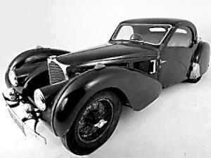 1936年产古董车拍出4000万美元高价