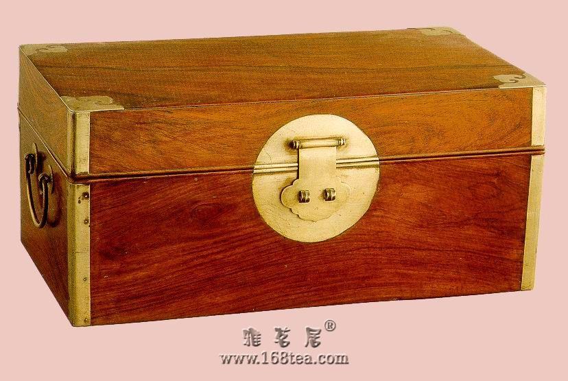 明黄花梨小箱