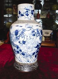瓷器收藏走热 民窑青花精品去年身价涨50%(图)