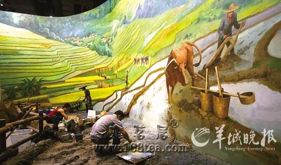 广东省博物馆新馆18日开馆 新馆可展大恐龙(图)