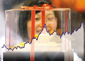 黄金大跌长线投资者进场 专家:长期上涨趋势未变