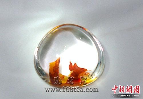 京津唐艺术品收藏博览会 价值千万水晶亮相