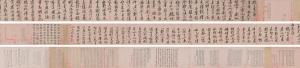 《砥柱铭》创天价 中国艺术品拍卖开始冲击世界纪录