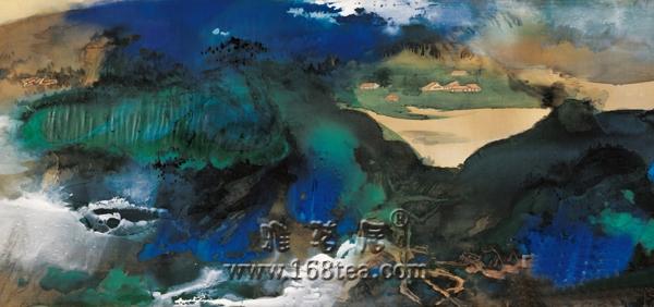 """中国书画离十亿元有多远 """"抢""""成春拍流行词"""