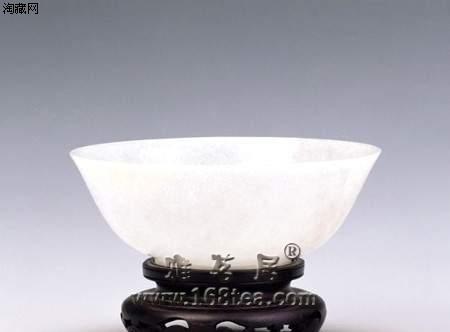 清乾隆 翡翠碗