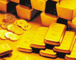 黄金价格一路走高 投资尽量别买饰品