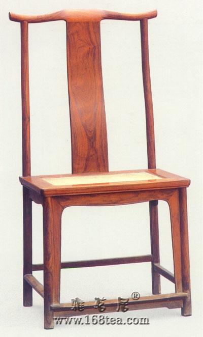 明 黄花梨大灯挂椅