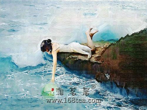 """""""云的女儿——人体艺术作品展""""在云南举办"""