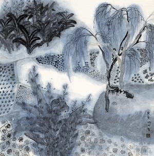 2010年中国山水画展16日开幕