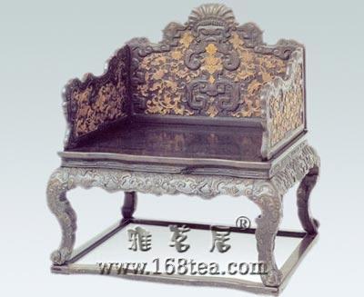 宫廷御用紫檀木家具(组图)