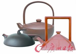演绎紫砂经典 陶艺作品展广州展出