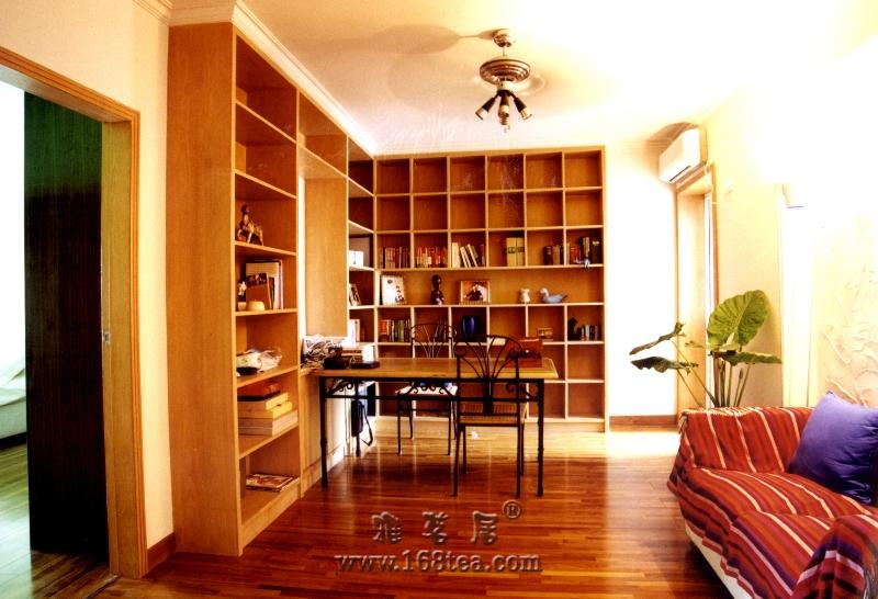 精挑细选 哪种书柜适合您(图)